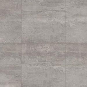 "Laminatboden Kronoflooring""Impressions"" 8 mm Stark, Fliesenoptik Laminat mit V-Fuge - Sie kaufen 1 Musterstück mit ca. 45 cm - (Laminat | Muster, Crosstown Traffic K035)"