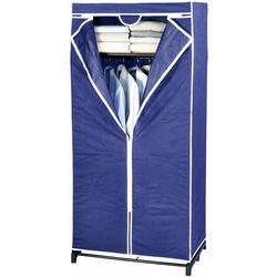 WENKO Kleiderschrank Air blau Kleideraufbewahrung Aufbewahrung Ordnung Wohnaccessoires Schränke