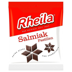 Rheila Salmiak Pastillen zh (7% MwSt)