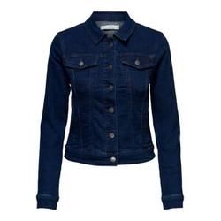 ONLY Kurze Jeansjacke Damen Blau Female S