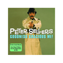 Peter Sellers - GOODNESS GRACIOUS ME ! (CD)