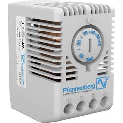 Pfannenberg Hygrostat FLZ 600 HYGROSTAT 40-90% r.F. 230 V/AC 1 Wechsler (L x B x H) 47 x 37 x 60mm 1