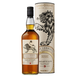 Lagavulin 9 Jahre GoT Whisky House Lannister