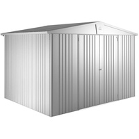 3,16 x 2,28 m silber-metallic