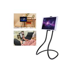 FLEXD-X FLEXD-TAB Tablet-Halterung, (Tablethalter Hüfte IPad Halterung Tisch, flexibler Tablethalter Rücksitz)