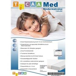 TiCAA Kindermatratze MedAllergen 80x160