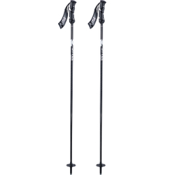 K2 - Style Carbon Chrome - Skistöcke - Größe: 115 cm