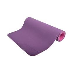 Schildkröt-Fitness Yogamatte Yogamatte 4mm, blau lila