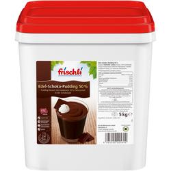 Frischli Edel Schoko 50% Pudding voller Schokogeschmack 5000g