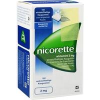NICORETTE Whitemint 2 mg Kaugummi 105 St.