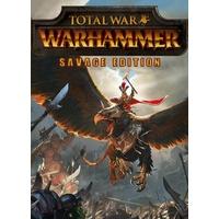 Total War: Warhammer - Savage Edition Steam Key EUROPE
