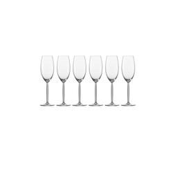 SCHOTT-ZWIESEL Champagnerglas Champagner Glas 6er-Set Diva