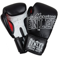 BENLEE Rocky Marciano Rockland Boxhandschuhe, Black/White, 16 oz