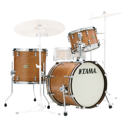 Tama S.L.P. Satin Vintage Hickory Shell Kit