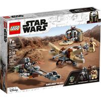Lego Star Wars Ärger auf Tatooine 75299