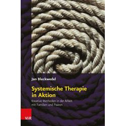 Systemische Therapie in Aktion: Buch von Jan Bleckwedel
