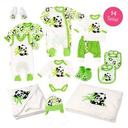 Baby Sweets Erstausstattungspaket Erstausstattung-Set Happy Panda (1-tlg)