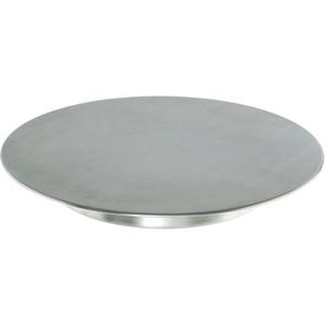 Schneider Tortenplatte mit geschlossenem Boden 315 mm Durchmesser, Edelstahl
