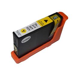 vhbw Druckerpatronen, Tintenpatronen, Druckerpatrone, Tintenpatrone yellow mit Chip für Dell Pro V525, V525W, V725, V725W wie 31, 32, 33, 34.