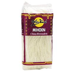 Wan Kwai - Mihoen Reisnudeln aus Reismehl Suppeneinlage - 250g 3er Pack