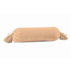 Schlafgut Kissenbezug Mako Jersey in beige, 15 x 40 cm