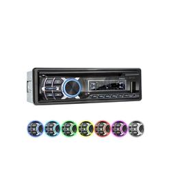XOMAX Audio-System (XOMAX XM-CDB624 CD Autoradio mit USB, SD-Slot und AUX-IN)