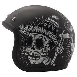 DMD Vintage Sin Fin, Jet-Helm XL