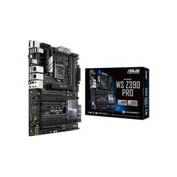 Asus WS Z390 PRO Mainboard AURA Sync