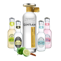 GinRaw Gastronomic Gin & Tonic Mix
