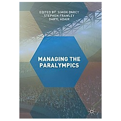 Managing the Paralympics - Buch