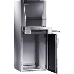 Rittal PC 5366.300 PC-Schranksystem 600 x 1600 x 636 Stahl Grau 1St.