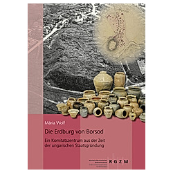 Die Erdburg von Borsod. Mária Wolf  - Buch