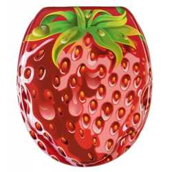 WC-Sitz Strawberry