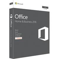 Microsoft Office Home & Business 2016 PKC DE Mac