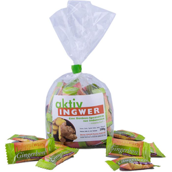 AKTIV INGWER Bonbons 200 g