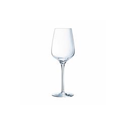 Chef & Sommelier Rotweinglas Sublym, Krysta Kristallglas, Weinkelch Weinglas 350ml Krysta Kristallglas transparent 6 Stück Ø 8 cm x 23 cm
