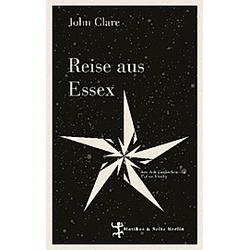 Reise aus Essex. John Clare  - Buch