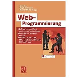 Web-Programmierung - Buch