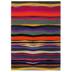 Teppich Estella Summer (Orange; 140 x 200 cm)