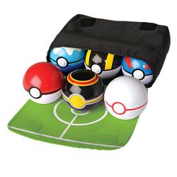 Pikachu #1, Poke Ball, Quick Ball, New Belt, New Bag