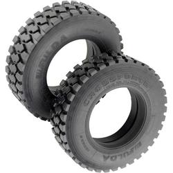 Veroma 1:16 LKW Reifen 20mm Gelände 2St.