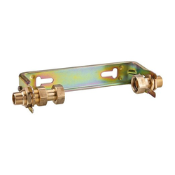 Wasserzähler-Anschlussbügel passend für Wasserzähler 260 mm - DN 25 (1