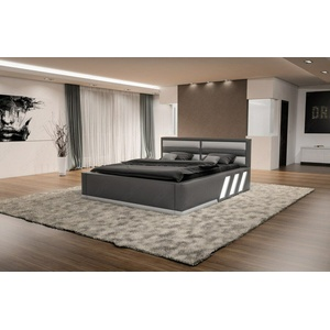 Wasserbett APOLLONIA Ehebett Designer Bett Luxus im Dualsystem Komplettbett Set
