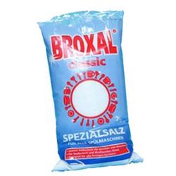 Broxal Regeneriersalz, fein, Spezial Siedesalz für Spülmaschinen, 1 Karton =  6 x 2 kg - Beutel
