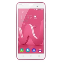 Wiko Jerry 16GB rosa / silber