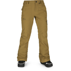 Volcom - Knox Ins Gore-Tex Pant Burnt Khaki - Skihosen - Größe: S