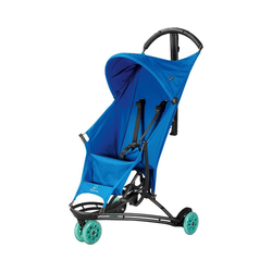 Quinny Kinder-Buggy Buggy Yezz, grey road blau