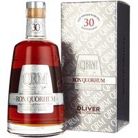 Quorhum 30 Years Old Aniversario 40% vol 0,7 l Geschenkbox