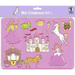 Mal-Schablonen 'Set 1'