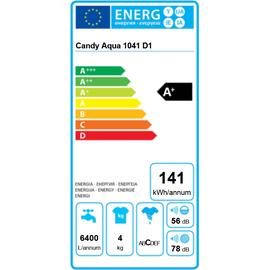 Candy Aqua 1041D1/2-S